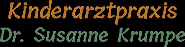 Kinderärztin Susanne Krumpe