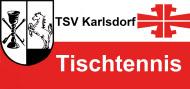 TSV Karlsdorf Abteilung Tischtennis