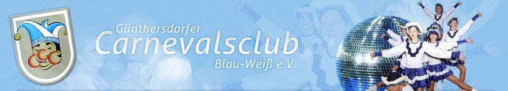 Günthersdorfer Carnevalsclub Blau-Weiß e. V.