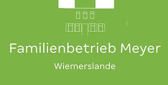 Familienbetrieb Meyer, Wiemerslande
