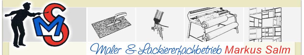Markus Salm Maler & Lackiererfachbetrieb