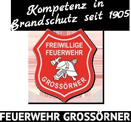 Feuerwehr Großörner