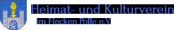 Heimat- und Kulturverein im Flecken Polle e.V.