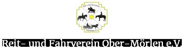 Reit- und Fahrverein Ober-Mörlen