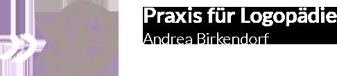 Praxis für Logopädie -Andrea Birkendorf