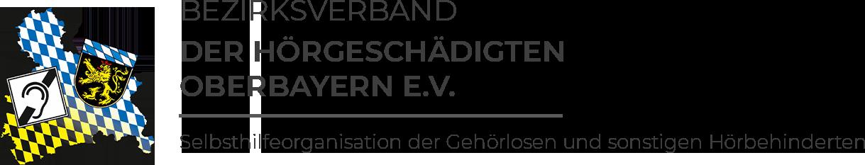 Bezirksverband der Hörgeschädigten Oberbayern e.V.