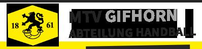 MTV Gifhorn, Abt. Handball