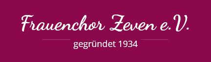 Frauenchor Zeven