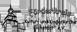 Förderverein Kultur- und Kinderkirche Eichstädt e.V.