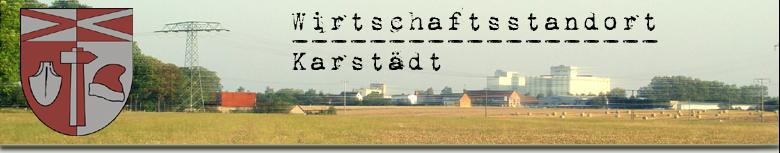 Wirtschaftsstandort Karstädt