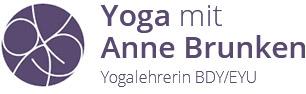 Yogalehrerin - Anne Brunken