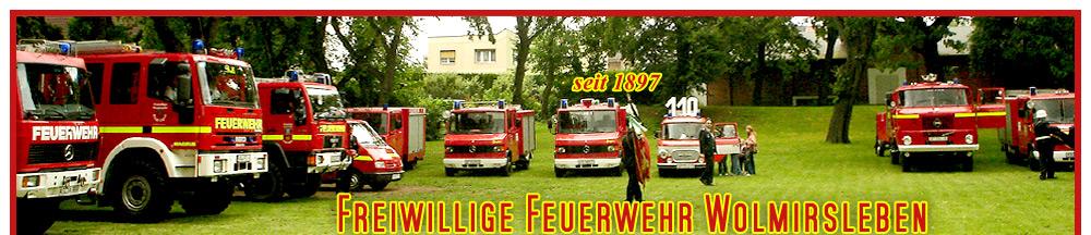 Freiwillige Feuerwehr Wolmirsleben