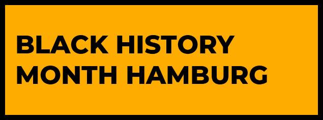Black History Month Hamburg