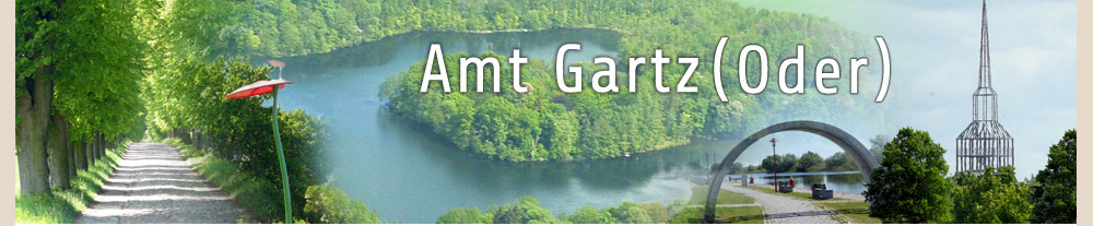 Amt Gartz/Oder