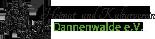 Heimat- und Kulturverein Dannenwalde