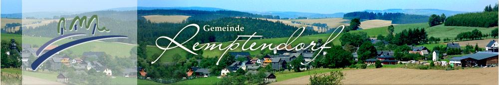 Gemeinde Remptendorf