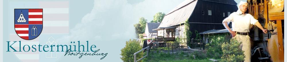 Klostermühle Boitzenburg