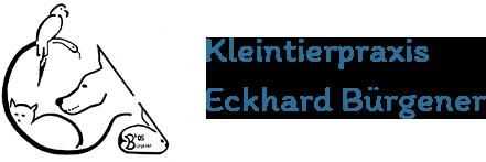 Kleintierpraxis - Eckhard Bürgener