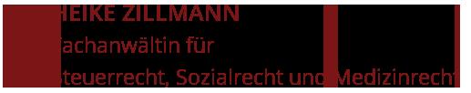 Rechtsanwältin - Heike Zillmann