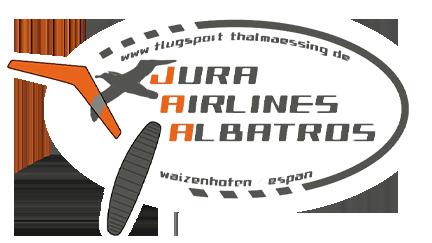Jura Airlines Albatros e.V.