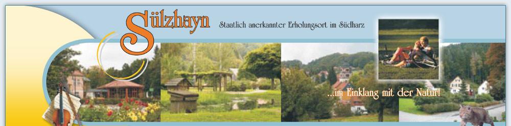 Haus des Gastes Sülzhayn