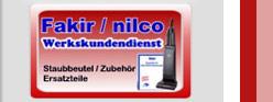 Fakir / nilco Werkskundendienst