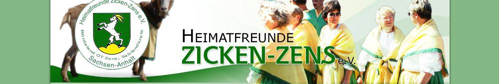 Heimatfreunde Zicken Zens