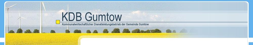 Kommunaler Dienstleistungsbetrieb Gumtow