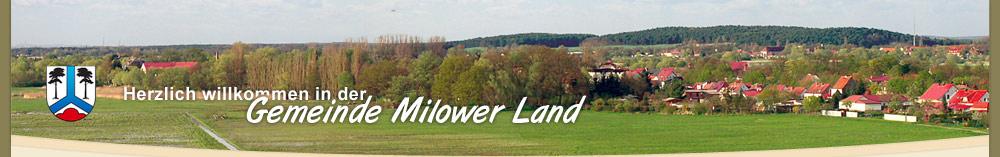 Gemeinde Milower Land
