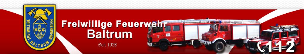 Freiwillige Feuerwehr Baltrum