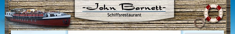 John Barnett Schiffsrestaurant
