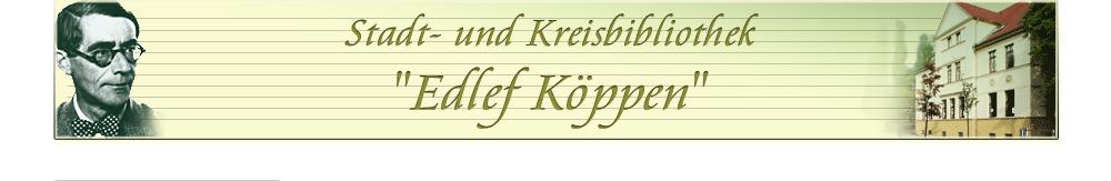 Stadt- u. Kreisbibliothek Edlef Köppen