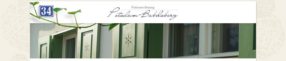 Ferienwohnung Potsdam-Babelsberg