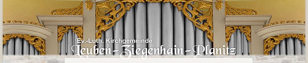 Ev.-Luth. Kirchgemeinde Leuben-Ziegenhain-Planitz