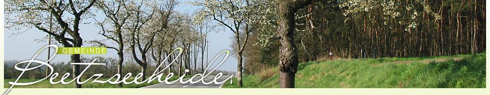 Gemeinde Beetzseeheide