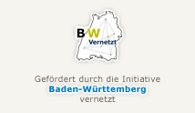 Baden-W&uuml;rttemberg Vernetzt