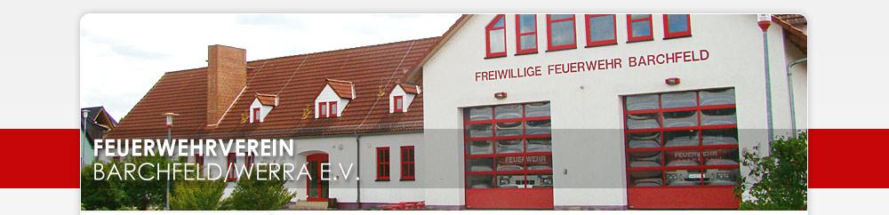 Feuerwehrverein Barchfeld/Werra e.V.