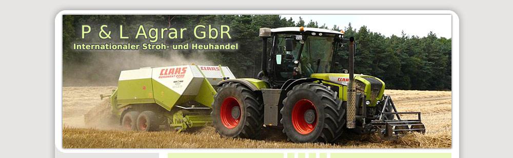 P & L Agrar GbR - Internationaler Stroh- und Heuhandel