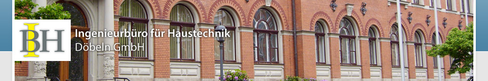 Ingenieurbüro für Haustechnik Döbeln GmbH