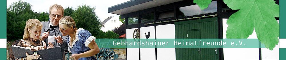 Gebhardshainer Heimatfreunde e.V.