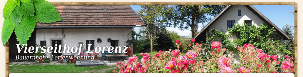 Ferienwohnung Bauernhof - Günther Lorenz