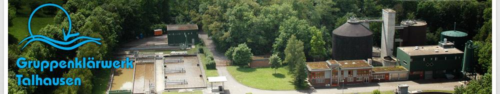Abwasserzweckverband Gruppenklärwerk Talhausen