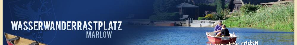 Wasserwanderrastplatz Marlow