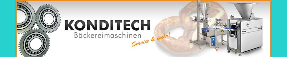 Konditech Service und mehr