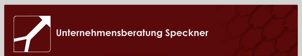 Unternehmensberatung Speckner Inh. Margrit Speckner
