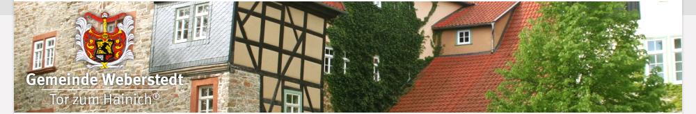 Gemeinde Weberstedt