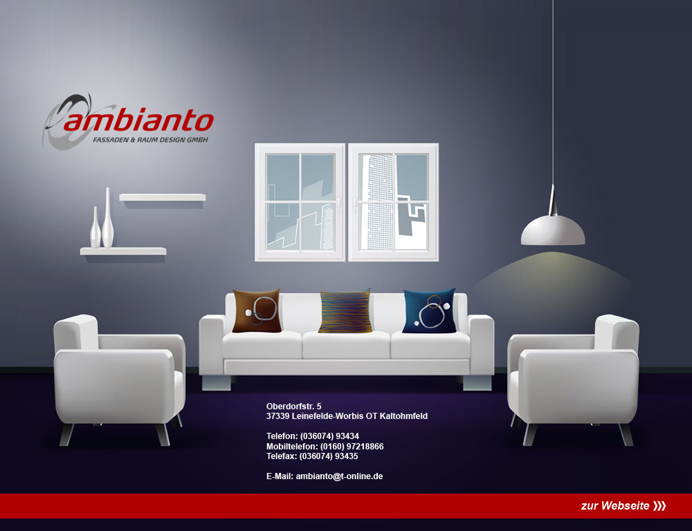 Ambianto Fassaden & Raum Design GmbH