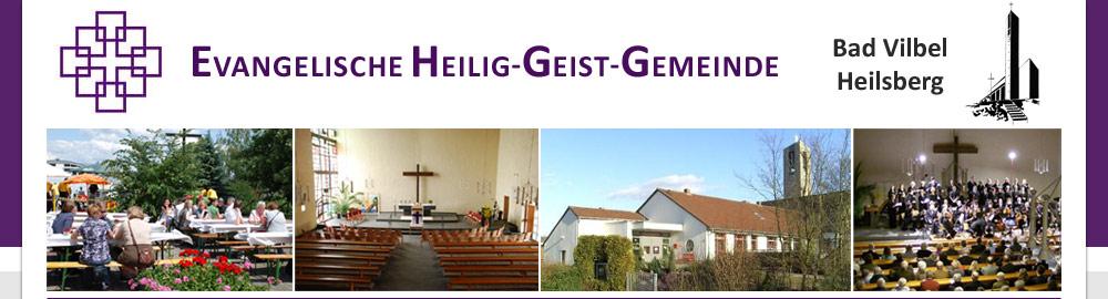 Evangelische Heilig-Geist-Gemeinde Bad Vilbel Heilsberg