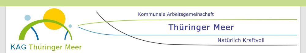 "Kommunale Arbeitsgemeinschaft ""Thüringer Meer"""