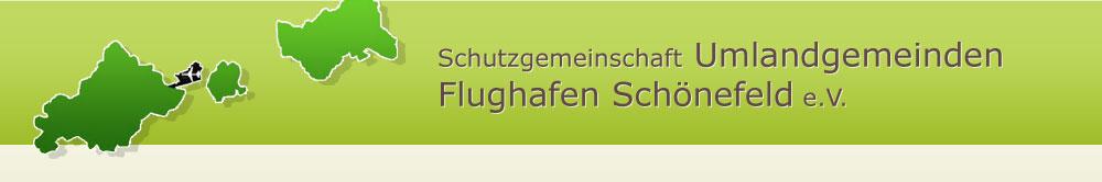 Schutzgemeinschaft Umlandgemeinden Flughafen Schönefeld e.V.